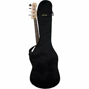 Acoustic & Classical Guitar Bags Cases Bullet By Protec Padded Gig For Bass