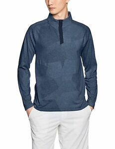 Under Armour Men's Threadborne 14 Zip Shirt - Choose SZColor