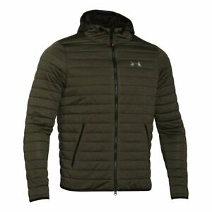 Under Armour Quilted Full-Zip Running Hoody - AW15 - Choose SZColor