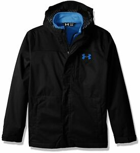 Under Armour Boys' Storm Wildwood 3-in-1 Jacket - Choose SZColor