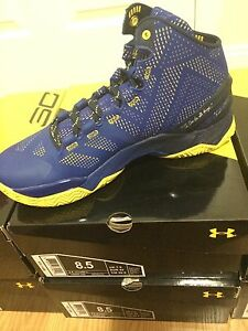 Under Armour Curry 2 Basketball Shoe