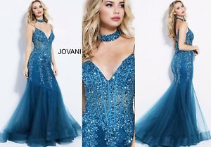 JOVANI 56032 authentic dress. FREE UPSUSPS. MANY SIZES.Best price !