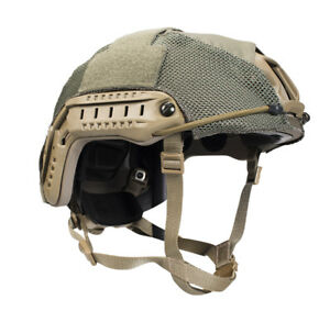 First Spear Ranger Green Ops-Core FAST Viper Hybrid Mesh Helmet Cover Large RLCS
