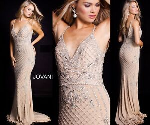 JOVANI 57612 authentic dress. FREE UPSUSPS. MANY SIZES. BEST PRICE !