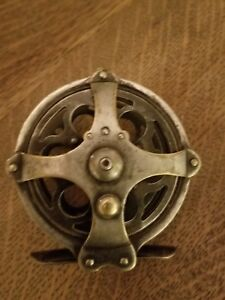 VINTAGE MEISSELBACH 280 Skeleton Fly Reel