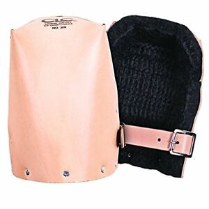 CLC Custom Leathercraft 313 Heavy Duty Leather Kneepads, with Double Thick