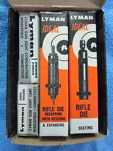 Lyman Ideal Reloading Die Set  - for .270 Winchester