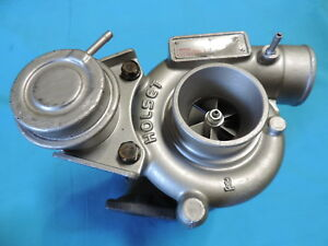 IVECO 4 CYL 2V TC SD Genuine OEM Holset HX25W Turbo Turbocharger