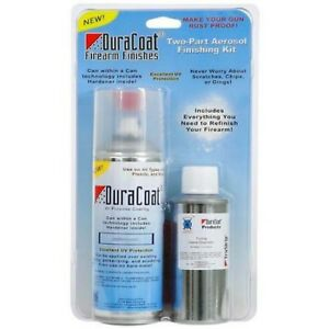 Duracoat Aerosol Kit - Metal Collection - Midnight Bronze