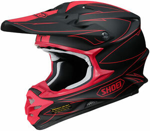 Shoei Offroad MX ATV VFX-W Hectic Helmet All Colors *Fast Shipping*
