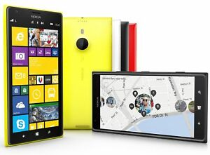 Brand New in Box AT&T Nokia Lumia 1520 16GB Smartphone Windows Phone
