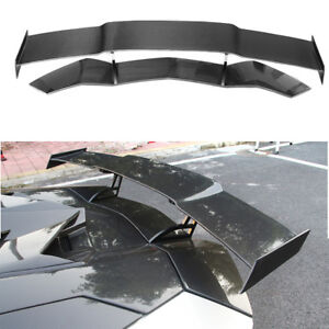 Carbon Fiber Rear Trunk Spoiler Wing Lip For Lamborghini Aventador LP700 11-15