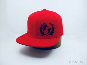 -new baseball hat cap Fifth firefitted Red Color 100% wool.(gorra para hombre)