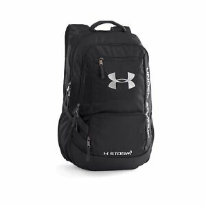 Under Armour Storm Hustle II Backpack BlackBlack One Size New Free Shipping