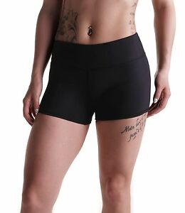 Women Compression Shorts Sports Gym Fitness Running Exercise Pants Trousers