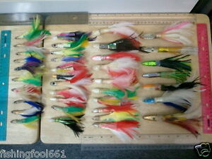 Vintage 38 x Mahi Tuna Trolling Lures Offshore Saltwater Hawaii 38A