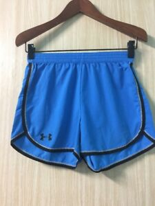 Under Armour Women's Shorts Size XS Running Fast Dry Keep Cool Fitness #C243