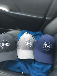4 brand new spieth under armour lxl hats