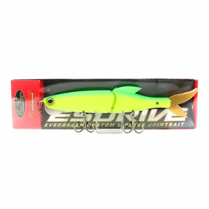 [Evergreen] ES Drive Jointed Swim Bait Sinking Lure 772 - 8166