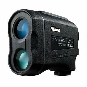 NIKON Monarch 3000 Stabilized Laser Rangefinder 16556