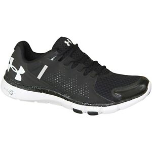 Under Armour W Micro G Limitless TR 1258736001 black halfshoes