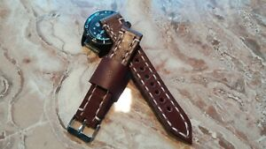 Leather Watch Band Bracelet Replacement Strap