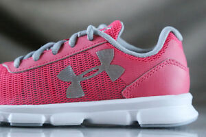 UNDER ARMOUR Micro G Speed Swift shoes for girls NEW  US size (YOUTH) 1