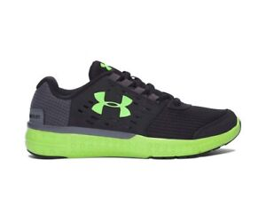 """UNDER ARMOUR BOYS """"MICRO G MOTION"""" RUNNING SHOES BRAND NEW SIZE 5"""