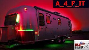 Turn on camper lights RV camping accessory equipment awning party lite parts