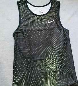 2018 mens nike pro race day tank and shorts