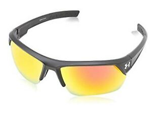 Under Armour sunglasses Igniter 2.0 Satin Black  Orange mirror 8600051-010141