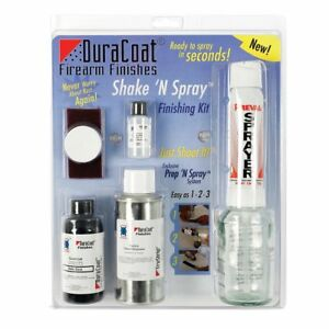 DuraCoat Shake 'N Spray Kit 4 oz - Any StandardTacticalMetal Collection Color