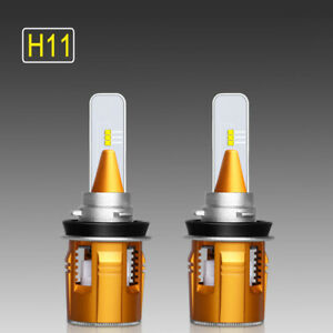 H11 H9 H8 bullet LED headlight BULBS LOW Beam 1080W OFF ROAD FOG FOR JEEP Truck