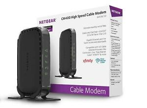 Wireless Power Surfboard Cable High Speed Router Modem For Comcast Home Internet