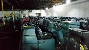 70 pc.RIDER Floor Scrubbers Nobles NSS Advance Tom-Cat Factory Cat...