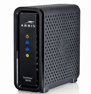 Arris SB6183 Docsis 3.0 Cable Modem Time Warner Comcast Xfinity