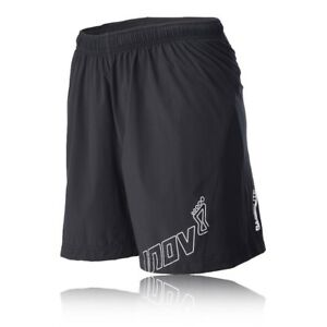 Inov8 Womens 6 inch Lightweight Trail Running Shorts Black