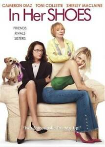 In Her Shoes DVD VERY GOOD $3.59