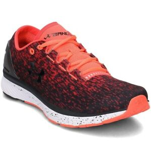 Under Armour UA Charged Bandit 3 Ombre 3020119600 black halfshoes