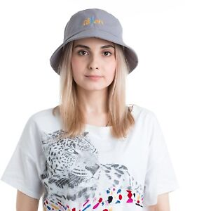 SEVEN FLOWERS Unisex Sun Hat Fishing Boonie Cap Safari Hat For Women Outdoor
