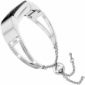 For Fitbit Alta  Alta HR  Fashionable Beads Strap Rhinestones Replacement Band