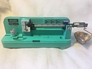 RCBS 10-10 RELOADING POWDER & BULLET SCALE **USA**