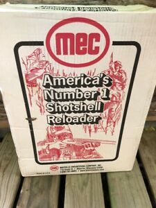 MEC Reloading 600 Jr Mark V Reloader 410 Gauge with Bar 8447410