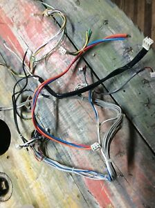 TOA 900 Series II Amp A 900 MK 2 COMPLETE WIRING HARNESS, PROFESSIONALLY REMOVED