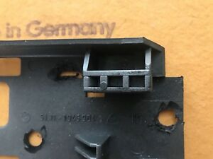 BMW E30 OEM Front Right Plastic Bumper Guide Support Bracket $34.99