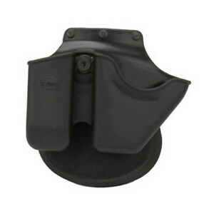 Fobus CU9G MagazineCuff Combo Paddle - Glock H&K 9mm & 40 S&W M&P 9mm40cal.