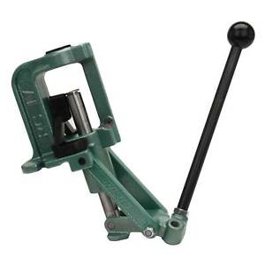 RCBS Rock Chucker Supreme Reloading Press Cast Iron Gree 9356