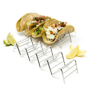 Stainless Steel Taco Holders by Alpha Living *NEW