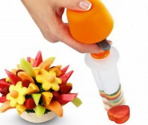 Fruit Salad Carving Cake Tools Vegetable Kitchen Smoothie Tool Shape Cooking