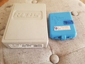 RCBS Reloading Dies 9mm Luger and conversion kit Combo